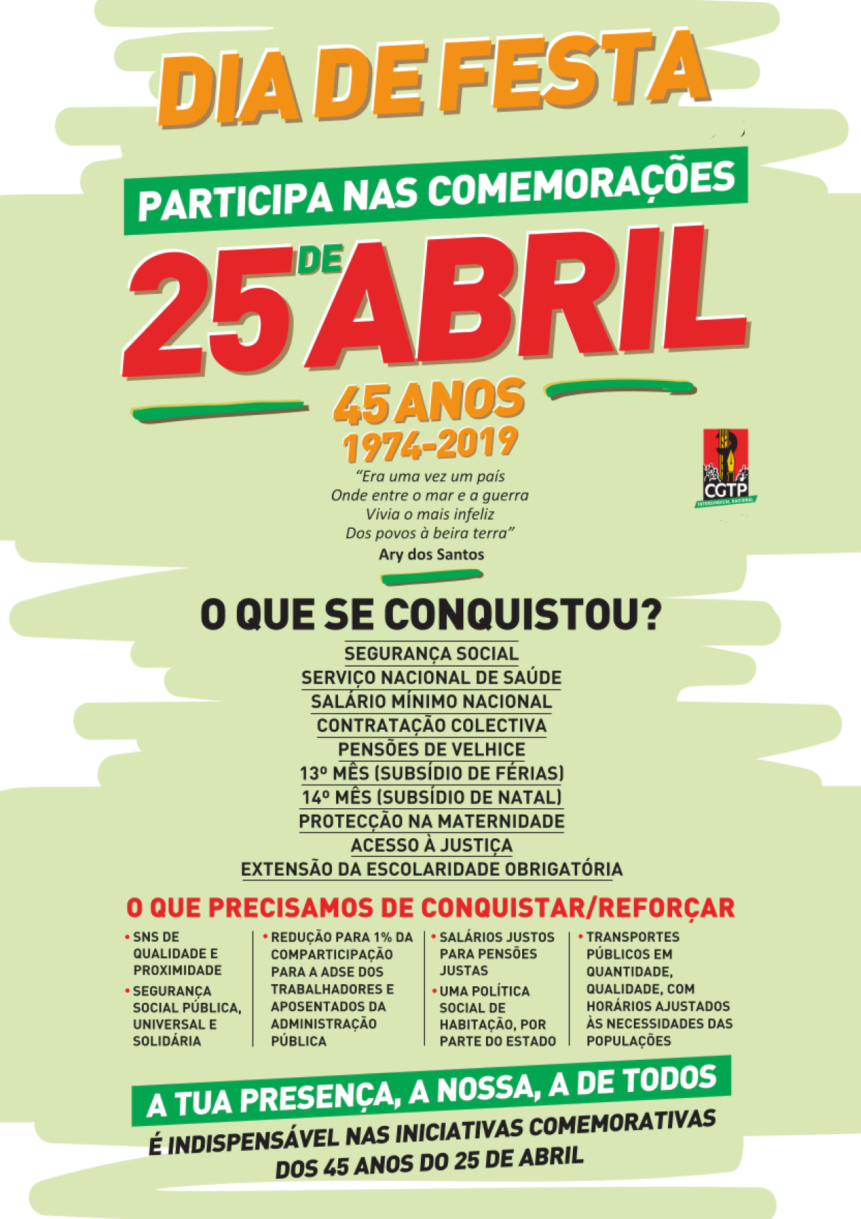 cartaz 25Abril semLogIR
